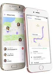 Life360 App on Phones